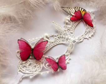 Butterfly Mask for Costume Party