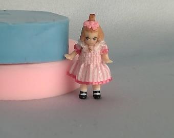 Porcelain Dolly Dingle doll