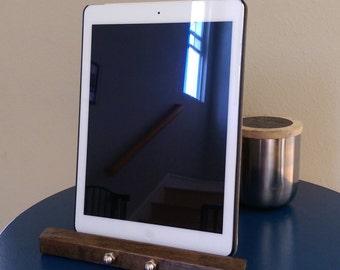iPad Stand- Wood