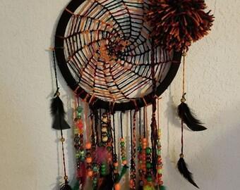 Indian Corn Dreamcatcher