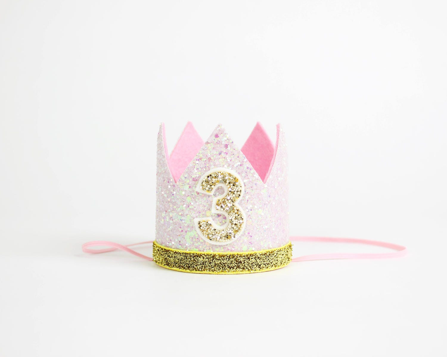 2fe5114cab9 3rd Birthday Crown Third Birthday Outfit Girl 3rd Birthday