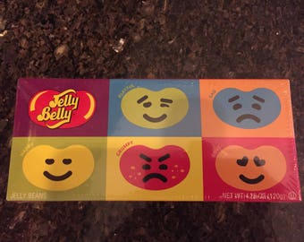 Jelly Belly Emotions Jelly Beans 4.25oz box.