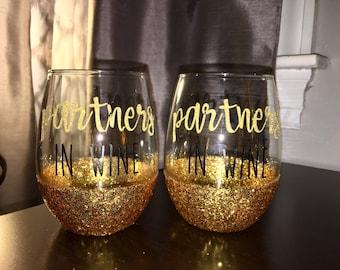 Partners In Wine Set