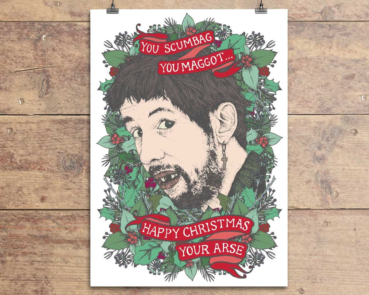 Fairytale of new york shane macgowan the pogues zoom kristyandbryce Choice Image