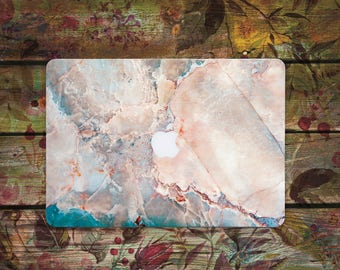 Rose Marble Macbook Pro 13 Case Marble Laptop Case Macbook Air 13 Case New Macbook Pro 13 Case Marble Macbook Case Macbook Air 11 Case