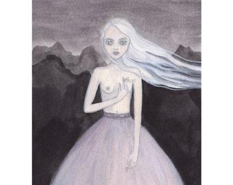Anamnesis Fine Art Giclee Print