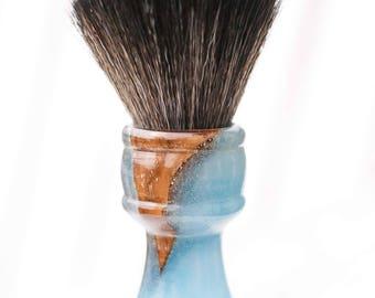 Hybrid Walnut Shaving Brush