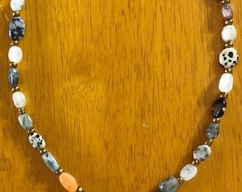 Goddess necklace