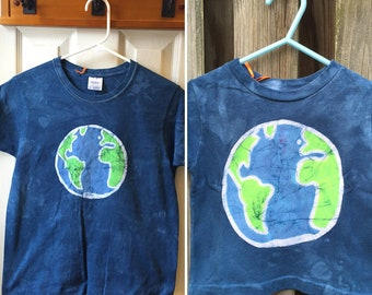 Daddy and Me Earth Day Shirts, Daddy and Me Outfits, Matching Dad and Child Shirts, Father's Day Gift, Matching Dad and Kid Earth Shirts