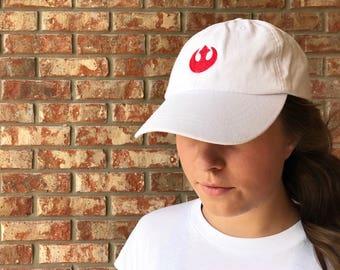 Inspired by Star Wars Rebel Starbird dad hat, baseball hat