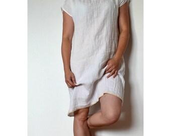 Linen night dress, Linen Nightgown, Linen slip dress, Womens Pajamas, Women nightgown, Linen Pajama, Summer linen pajama, Linen sleepwear