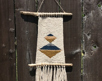 Tapestry Woven Wall Hanging Decor - 001