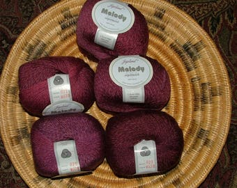 Jojoland Melody Superwash Wool Color No MS38 Lot No 021 Crochet Knit