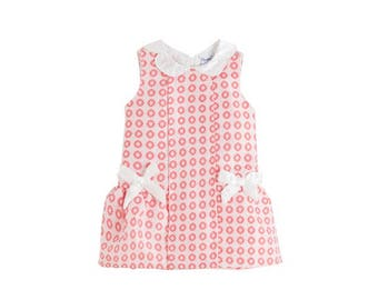 Girls Summer Dress, Girl Dress, Toddler girl outfit, Special Occasion Dress, Classic girl outfit, Toddler dress, Size  9,12,18 and 24 months