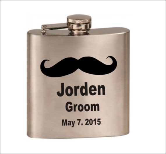 wedding flask, grooms flask, groomsman flask, best man gift, ushers gift, father of groom/bride gift, bachelor party gift,