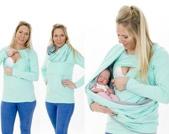 3in1 Maternity shirt still shirt