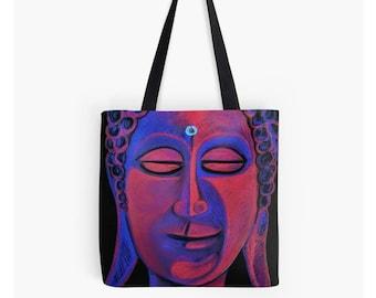 Anja (16x16 Tote Bag)