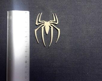 Spider spiderman 7cm