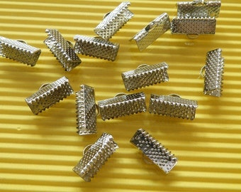 20pcs 20mm Square Fasteners Clasps r13