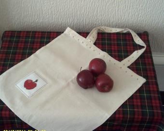Country Apple Shopper bag