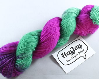 Ultimate Sock Yarn, BFL High Twist - Cherry Tree