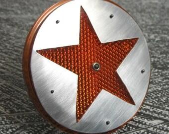 XL Star Bike Reflector