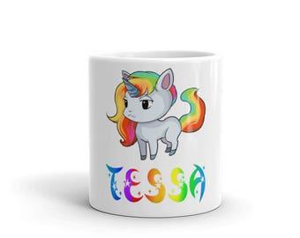 Tessa Unicorn Mug