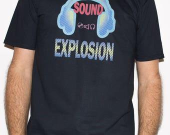 Sound Explosion / MSC 15 - Music DJ Man T-shirt