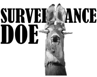 Gentlemen Broncos Surveillance Doe T-Shirt