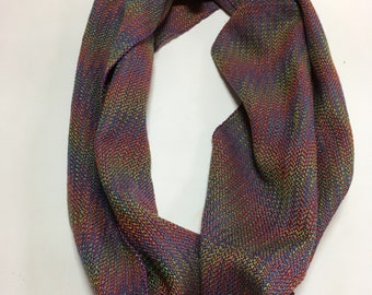 Long Twisted Cowl