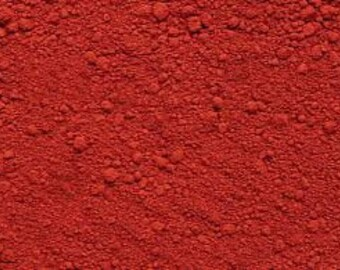 Red Orange Tone Iron Oxide For Lip Making Lip Balm Colorant Color Powder Pigment for Soap and Cosmetic Making DIY Matte Samples and Baggies