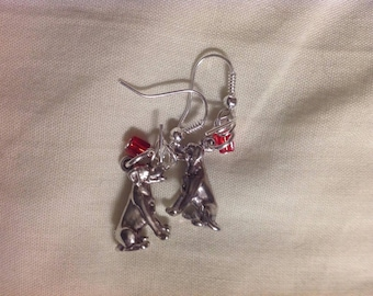 Retreiver earrings