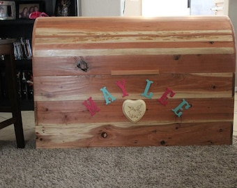 Customized Toy Chest