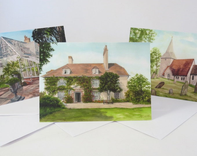 Featured listing image: NEW - The Bloomsbury Trail 3 Cards in Set or Singles