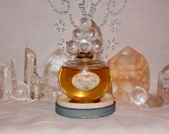 Bienaimé, Fleurs d'Été, 30 ml. or 1.03 oz. Flacon, Parfum Extrait, 1935, Paris, France ..