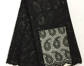 2017 Latest African Laces Fabrics Embroidered African Guipure French Lace Fabric 2017 African French Net Lace Fabric