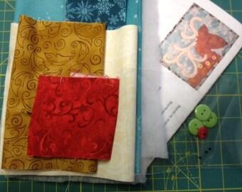 Dasher Mug Mat Kit with Pattern