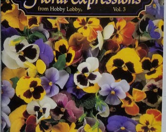 Floral Expressions Instruction Book