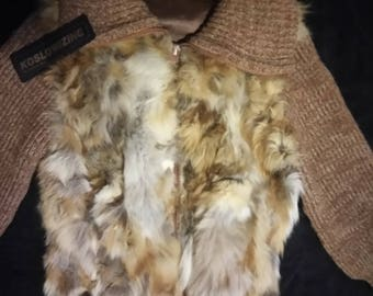 Highend Koslowizing fur the most trusted name in furs!(size M)