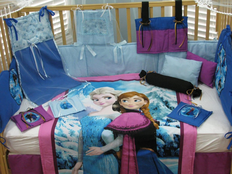 Crib Bedding Set Disney Princess