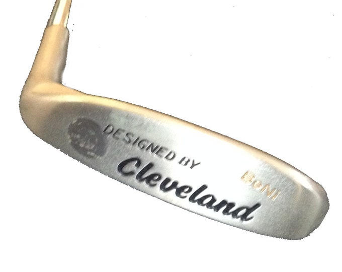 Vintage Cleveland Classics *Designed by Crenshaw* BeNi Classic Blade Putter with Original Grip