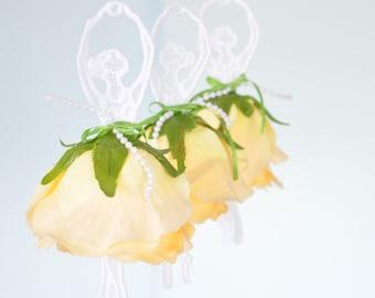 Dancing  Ballerina Lace ornament, gift wedding, hanger,flower,ballet,princess decoration, chandelier,rose,mobile,wedding,