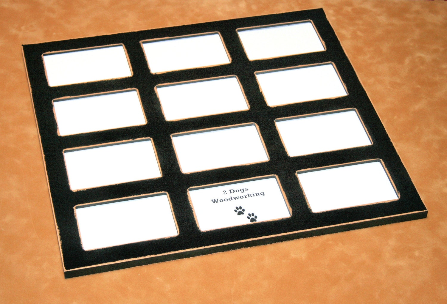 12 5x7 multi picture frame 4x4 4x6 5x5 35x5 or 5x7 first zoom jeuxipadfo Images