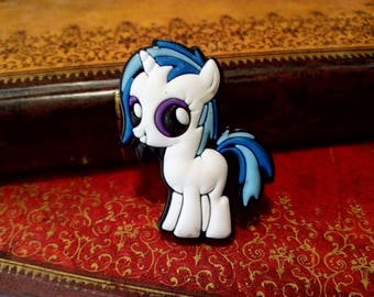 Vinyl Little Brooch MLP My Little Pony
