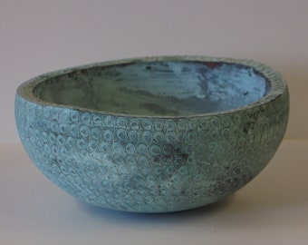 Artefact series bowl