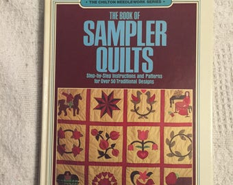 The Book of Sampler Quilts, Dorothy Frager-Chilton Needlework Series