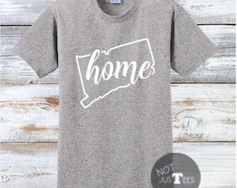 Connecticut Home Handmade Shirt, Best Selling, Top Seller, HomeTown, Top Selling Item, Top Sellers, Top Selling, Connecticut Item, SKU - 494