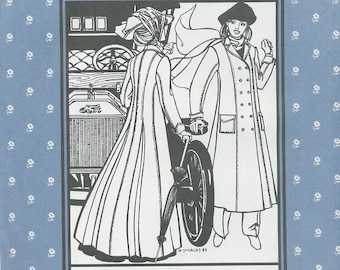 "Model ""T"" Duster, Folkwear Pattern 230"