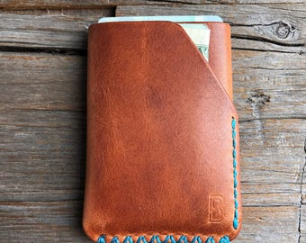 Wren English Tan Dublin Horween