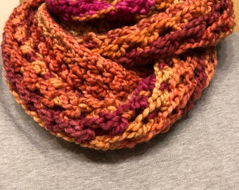 Sunset Infinity Scarf